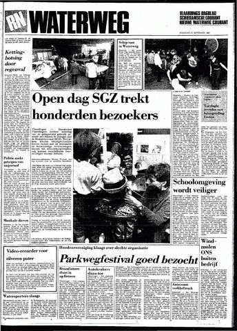 Rotterdamsch Nieuwsblad / Schiedamsche Courant / Rotterdams Dagblad / Waterweg / Algemeen Dagblad 1983-09-12
