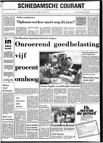 Rotterdamsch Nieuwsblad / Schiedamsche Courant / Rotterdams Dagblad / Waterweg / Algemeen Dagblad 1980-10-20