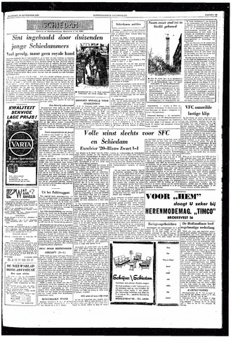 Rotterdamsch Nieuwsblad / Schiedamsche Courant / Rotterdams Dagblad / Waterweg / Algemeen Dagblad 1959-11-23