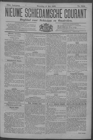 Nieuwe Schiedamsche Courant 1909-05-17
