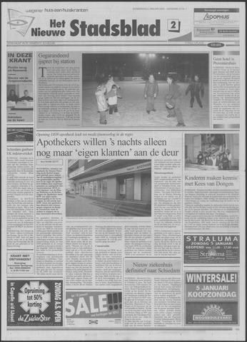 Het Nieuwe Stadsblad 2003