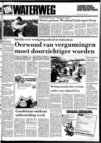 Rotterdamsch Nieuwsblad / Schiedamsche Courant / Rotterdams Dagblad / Waterweg / Algemeen Dagblad 1983-04-18