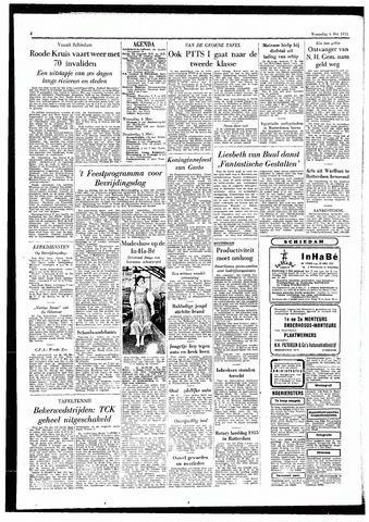 Rotterdamsch Parool / De Schiedammer 1955-05-04