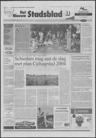 Het Nieuwe Stadsblad 2001-08-01