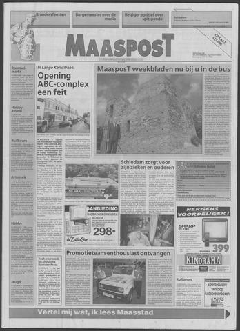 Maaspost / Maasstad / Maasstad Pers 1994-09-14