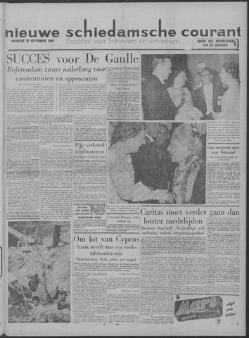 Nieuwe Schiedamsche Courant 1958-09-29