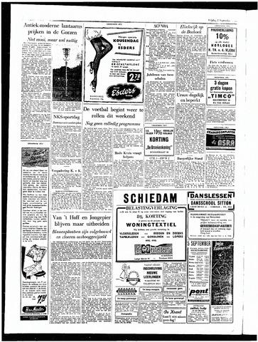 Rotterdamsch Parool / De Schiedammer 1955-09-02