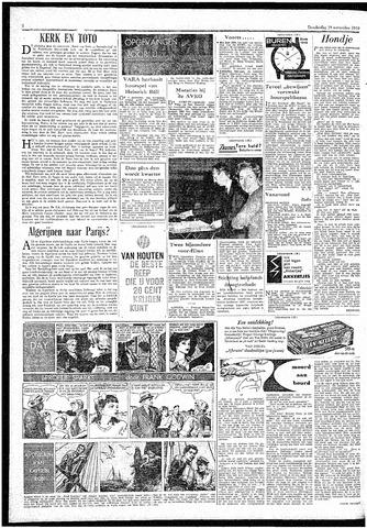 Rotterdamsch Parool / De Schiedammer 1959-11-19