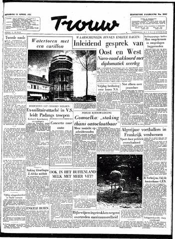 Trouw / De Rotterdammer 1958-04-15