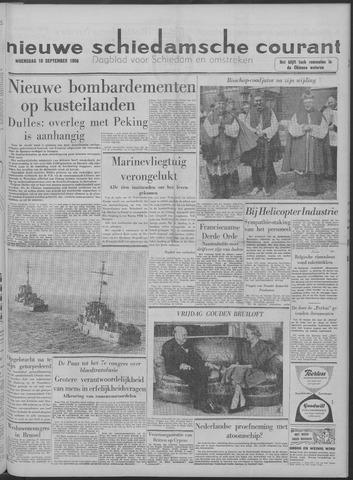 Nieuwe Schiedamsche Courant 1958-09-10