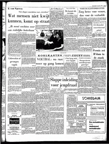 Rotterdamsch Parool / De Schiedammer 1964-01-09