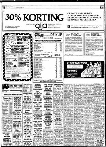 Rotterdamsch Nieuwsblad / Schiedamsche Courant / Rotterdams Dagblad / Waterweg / Algemeen Dagblad 1991-01-03