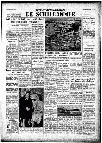 Rotterdamsch Parool / De Schiedammer 1948-06-04