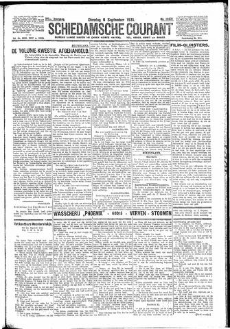Schiedamsche Courant 1931-09-08