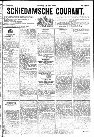 Schiedamsche Courant 1910-05-28