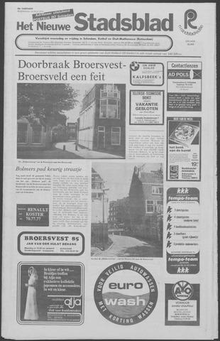 Het Nieuwe Stadsblad 1974-07-24