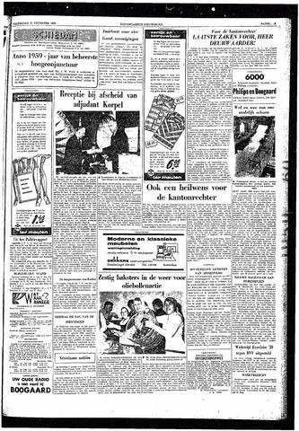 Rotterdamsch Nieuwsblad / Schiedamsche Courant / Rotterdams Dagblad / Waterweg / Algemeen Dagblad 1959-12-31