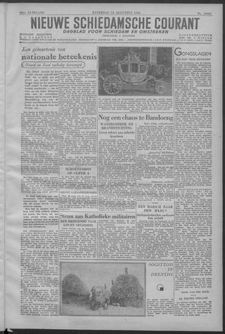Nieuwe Schiedamsche Courant 1946-08-24