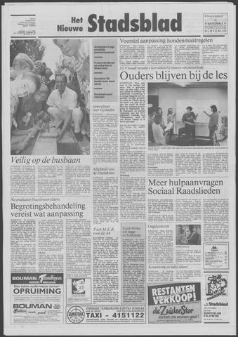 Het Nieuwe Stadsblad 1992-07-10