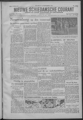 Nieuwe Schiedamsche Courant 1946-09-30