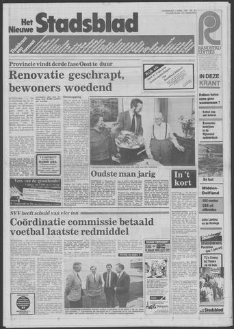 Het Nieuwe Stadsblad 1985-04-17