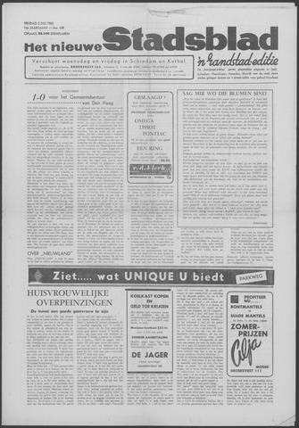 Het Nieuwe Stadsblad 1963-07-05