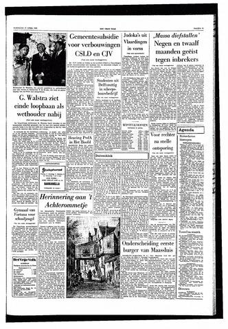 Het Vrije volk 1969-04-30