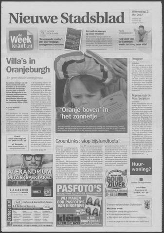 Het Nieuwe Stadsblad 2012-05-02