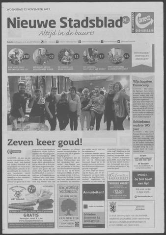 Het Nieuwe Stadsblad 2017-11-22