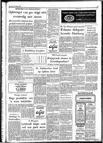 Rotterdamsch Parool / De Schiedammer 1961-11-04