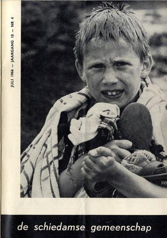 Schiedamse Gemeenschap (tijdschrift) 1966-07-01