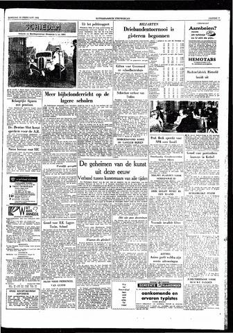 Rotterdamsch Nieuwsblad / Schiedamsche Courant / Rotterdams Dagblad / Waterweg / Algemeen Dagblad 1959-02-24