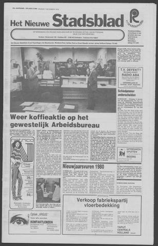 Het Nieuwe Stadsblad 1979-12-07
