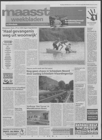 Maaspost / Maasstad / Maasstad Pers 2005-08-24