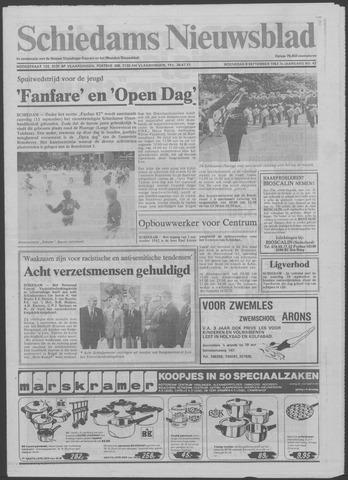 Schiedams Nieuwsblad 1982-09-08