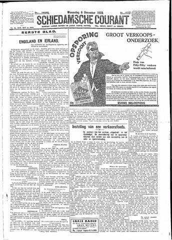 Schiedamsche Courant 1933-12-06