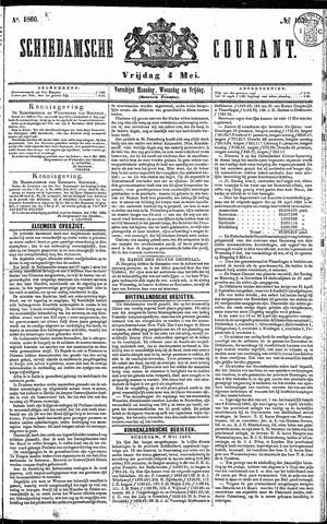 Schiedamsche Courant 1866-05-04