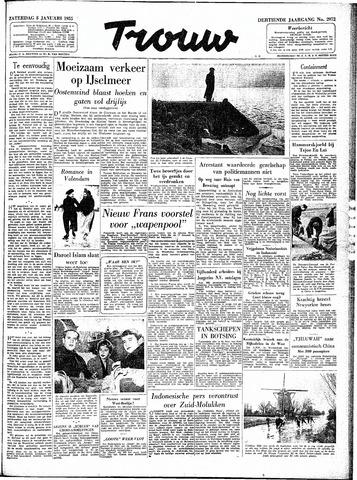 Trouw / De Rotterdammer 1955-01-08