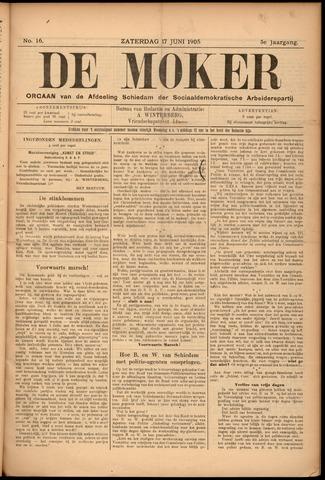 De Moker 1905-06-17