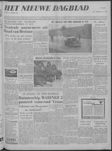 Nieuwe Schiedamsche Courant 1962-12-14