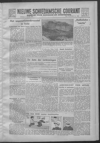 Nieuwe Schiedamsche Courant 1946-03-08