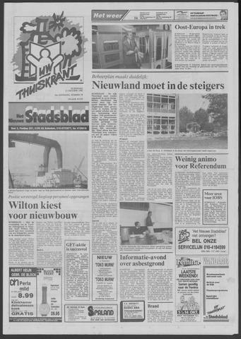Het Nieuwe Stadsblad 1990-10-10