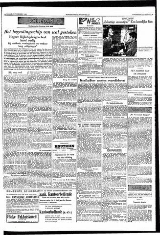Rotterdamsch Nieuwsblad / Schiedamsche Courant / Rotterdams Dagblad / Waterweg / Algemeen Dagblad 1953-11-21