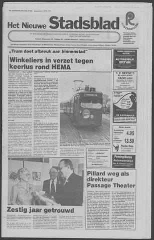 Het Nieuwe Stadsblad 1981-04-15