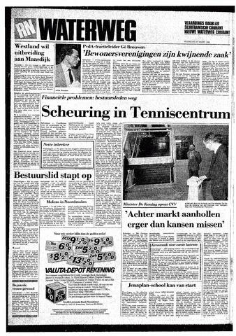 Rotterdamsch Nieuwsblad / Schiedamsche Courant / Rotterdams Dagblad / Waterweg / Algemeen Dagblad 1985-03-27