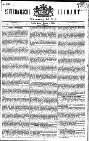 Schiedamsche Courant 1866-05-23