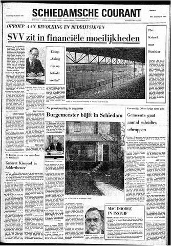 Rotterdamsch Nieuwsblad / Schiedamsche Courant / Rotterdams Dagblad / Waterweg / Algemeen Dagblad 1974-01-24