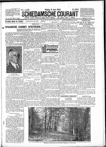 Schiedamsche Courant 1933-06-09