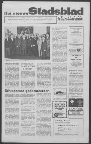 Het Nieuwe Stadsblad 1969-04-30