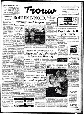 Trouw / De Rotterdammer 1959-10-03